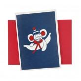 Card – Present Monkey