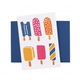 Card – Icy poles