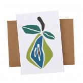 Card – Pear