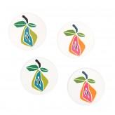 Coasters – Pear
