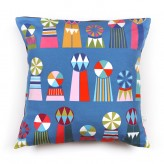 Cushion Cover – Tivolivat Ferris Blue