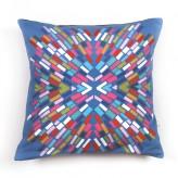 Cushion Cover – Tivolivat Spark Blue