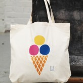 Bag – Ice cream Print