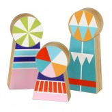 z Wooden Decoration – Family Spin 1