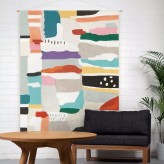 "Wall Hanging – Coast ""Fields"" Large"