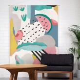 "Wall Hanging – Coast ""Fruits"" Large"