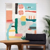 """Wall Hanging – Coast """"The Pool"""" Large"""