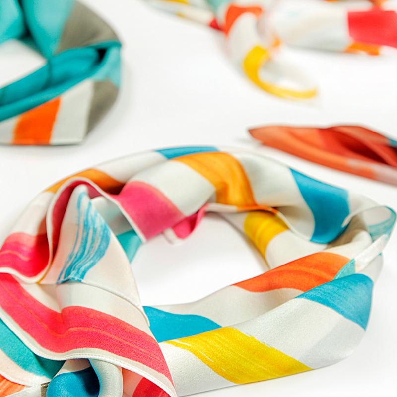 MAJBRITT Silk Scarves
