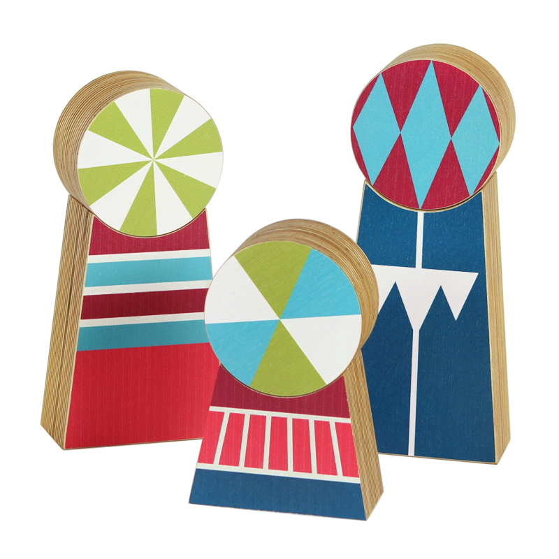Z Wooden Decoration – Family Flip 2
