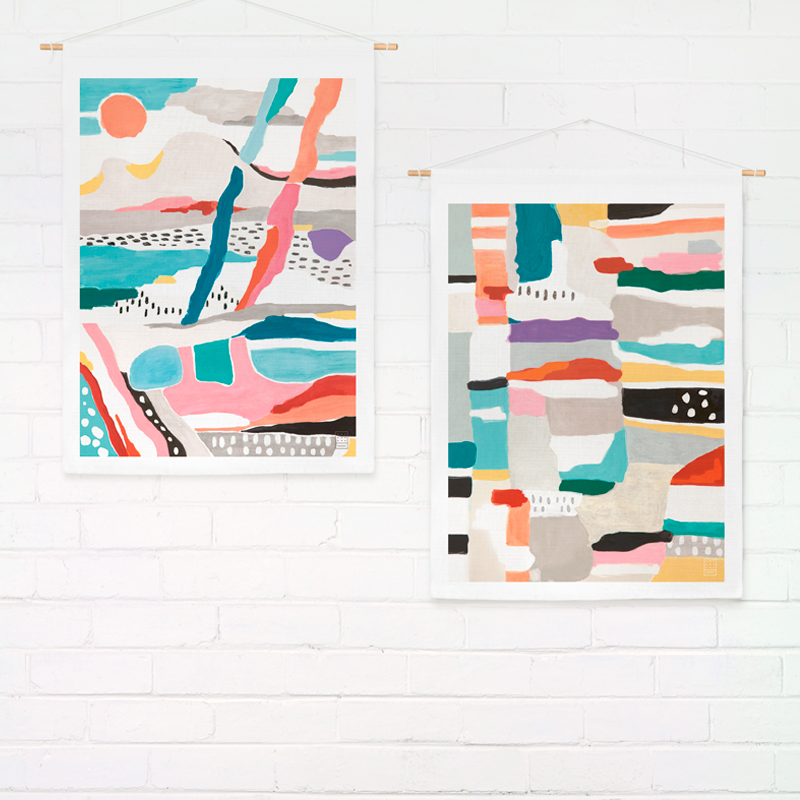 COAST Wall Hangings