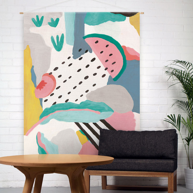 Coast 'Fruits' Wall Hanging