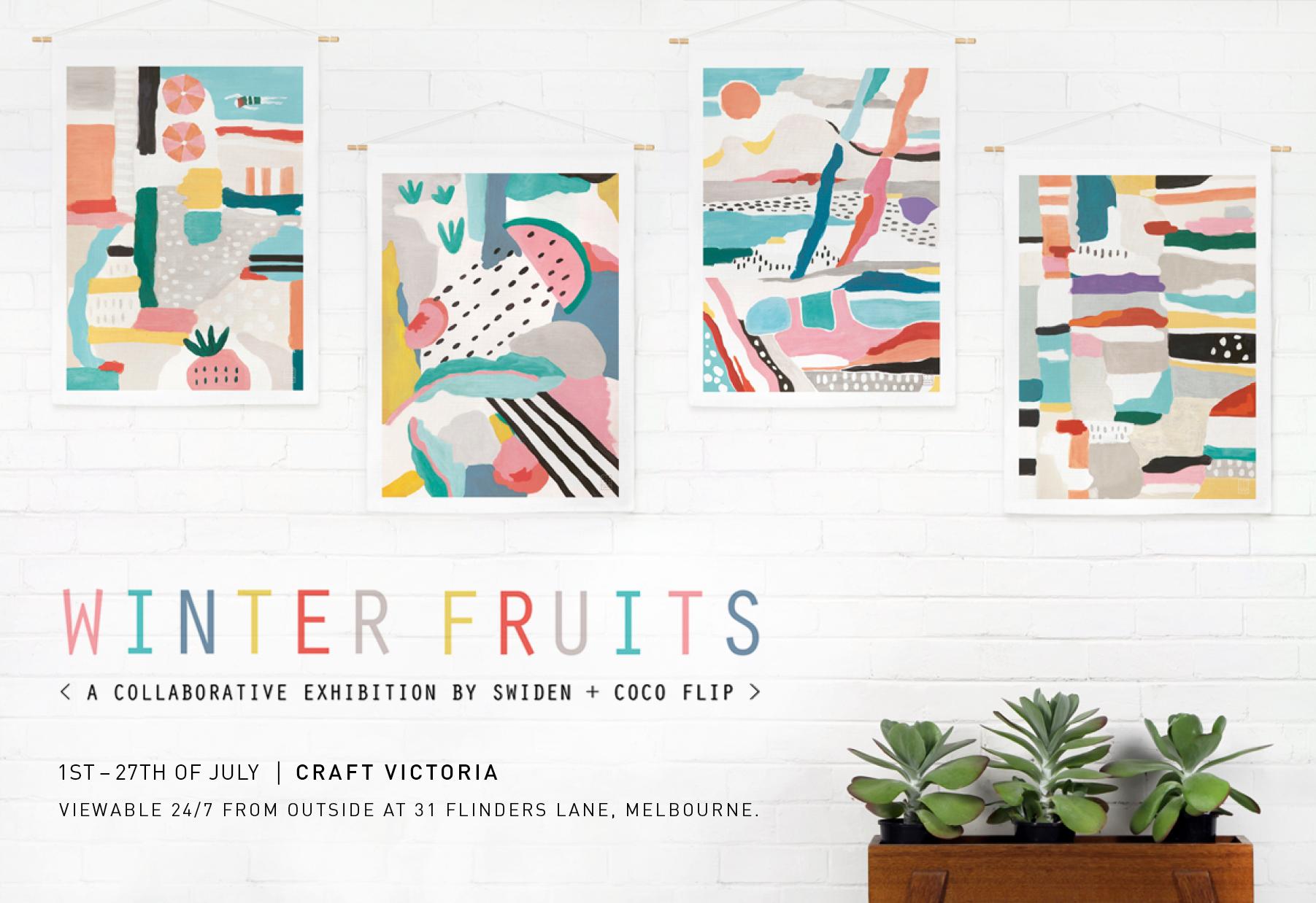 Come Visit Us At Craft Victoria
