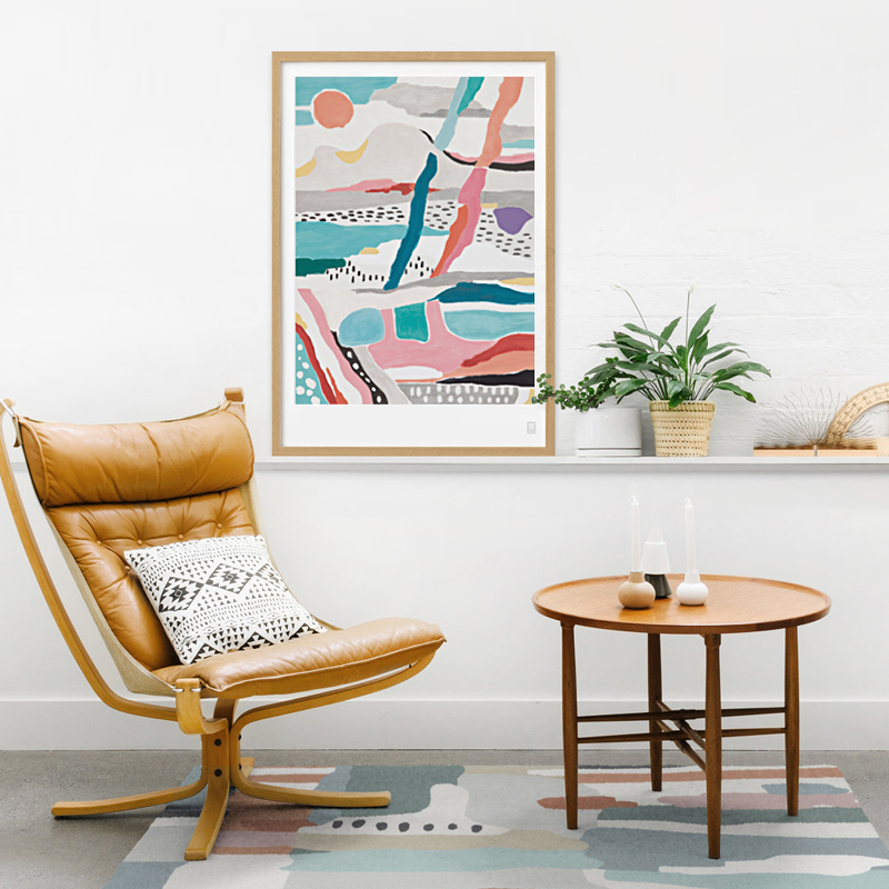 Coast 'Road Trip' Giclée Print